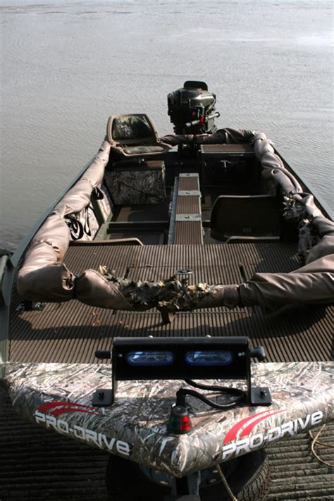 Duck Hunting Boat Build by Build The Perfect Duck Boat