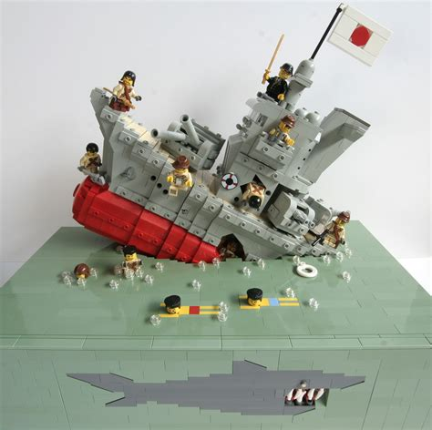 sinking of the yamato the brothers brick the brothers