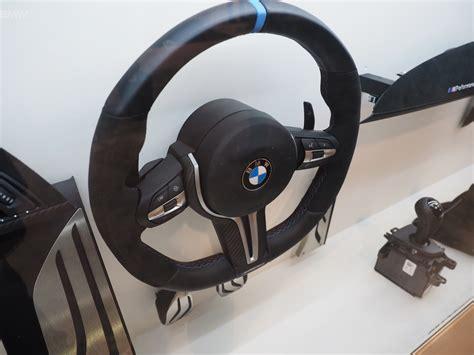 Bmw Z4 Steering Wheel Cover.genuine Bmw Black Alcantara