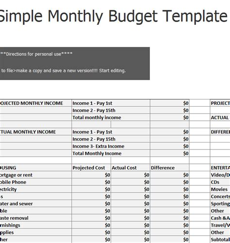Simple Monthly Budget Sheet » Template Haven. Online Application Cover Letter Examples Template. What Is An Aging Report Template. Muet Writing Essay Examples Template. Customer Service Resumes Examples. Worship Backgrounds For Powerpoint. Printable Sign Up Sheet Maker Template. Printable Address Change Form. Personal Business Cards Examples Template