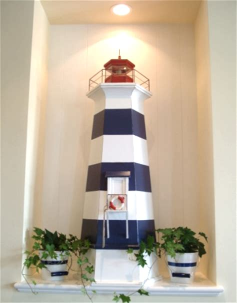 patriotic decorating ideas in white and blue completely coastal