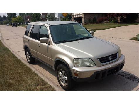 2001 Honda Cr-v For Sale By Owner In Belleville, Mi 48111