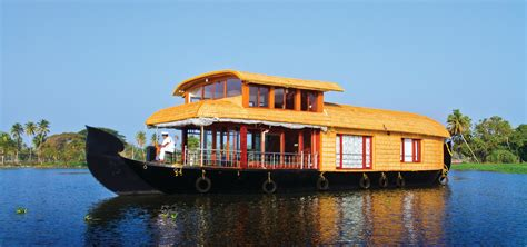 Houseboat In Hindi by Exploring Backwaters On A Kerala Houseboats