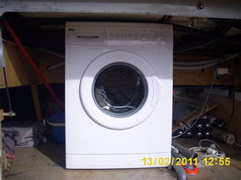 lave linge am 233 nagement en quot cing car quot