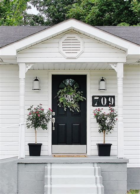 Diyify 14 Easy Curb Appeal Diy's!  Bhg Style Spotters