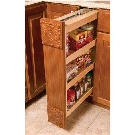 kitchenmate kitchen base cabinet filler pantry by omega national kitchensource