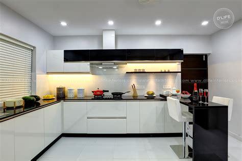 D'life Home Interiors Kottayam Kerala : Advantages Of Customized Modular Kitchen