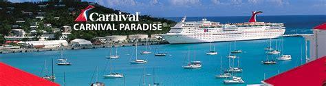 carnival paradise cruise ship www imgkid the image