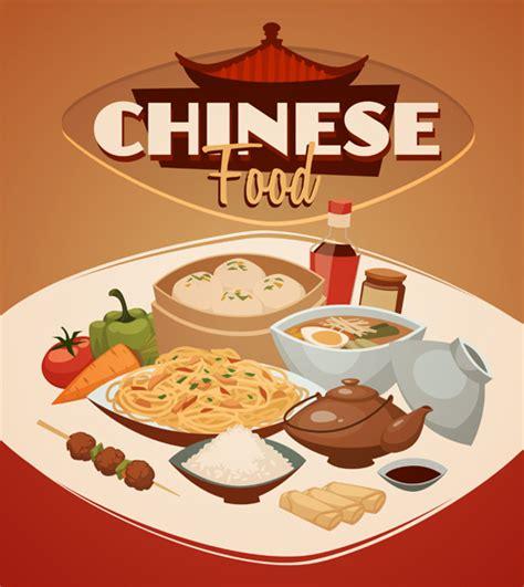 international cuisine publicize template vector 03 vector cover free