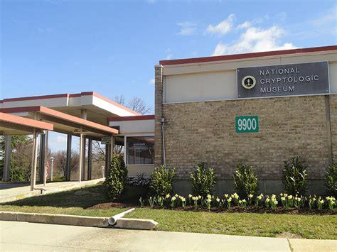 National Cryptologic Museum In National Vigilance Park Mu