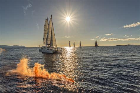 Catamaran Charter Adriatic by Adriatic Lagoon Regatta Catamaran Charter Croatia