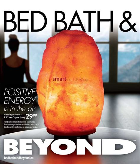 bed bath beyond canada flyers