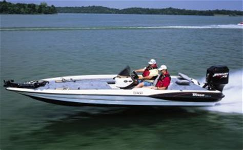 Tritoon Boat Rough Water by Bass Boats