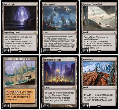 magic the gathering adventures houston we a broken eldrazi manabase