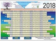 BIOROI® Planning anual 2018