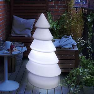 Weihnachtsbaum Led Außen : led weihnachtsbaum snowy au en 2 flammig h he 100 cm tageslichtwei bauhaus ~ Markanthonyermac.com Haus und Dekorationen