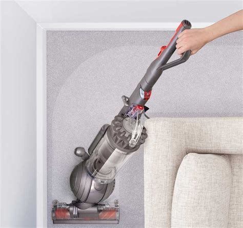 dyson dc41 multi floor upright bagless vacuum silver purple or fuschia martlocal