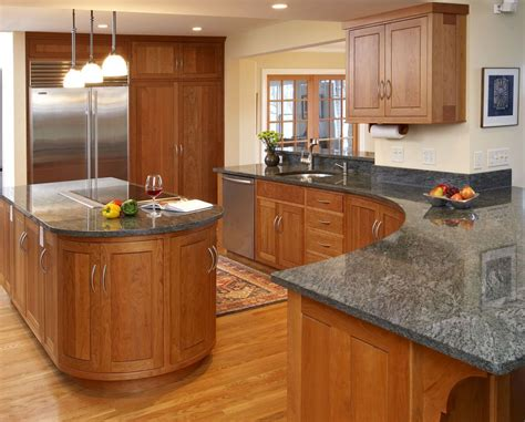 oak kitchen cabinet ideas decormagz pictures new color with light wood cabinets 2017 amazing