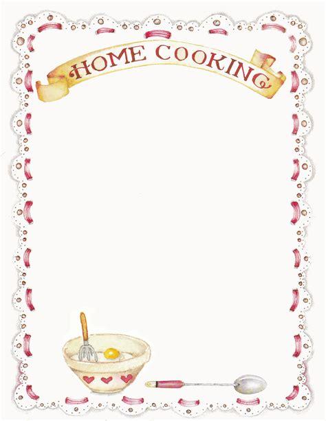 Baking Clipart Banner