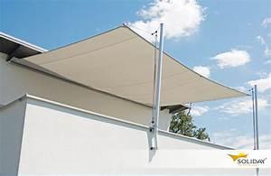 Sonnenschutz Für Garten : garten terrasse und balkon solona sonnensegel ~ Markanthonyermac.com Haus und Dekorationen