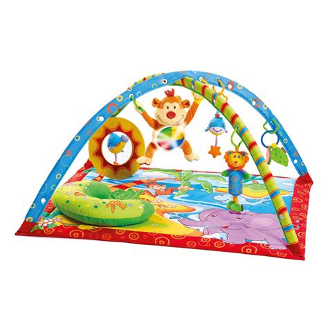 tapis gymini sons lumi 232 res monkey multicolore de tiny tapis d 233 veil aubert