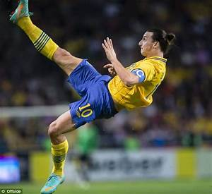 Zlatan Ibrahimovic scores extraordinary goal to wrap up ...