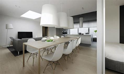 minimalist italian house on a flat open space digsdigs modern minimalist flat interior design