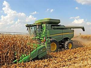 Don't Blame the Combine for Problems that Originate at the ...