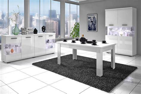 salle 224 manger meubl 233 et design blanc meuble et d 233 coration marseille mobilier design