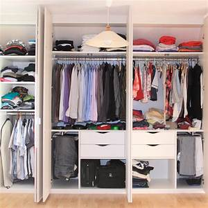 Ikea Ankleidezimmer Planen : planen sie ihren kleiderschrank nach ma ~ Markanthonyermac.com Haus und Dekorationen