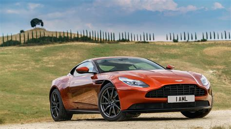 Aston Martin Db11 4k Wallpaper