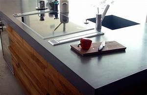 Arbeitsplatte Küche Stein : arbeitsplatte f r die k che sch ner wohnen ~ Markanthonyermac.com Haus und Dekorationen