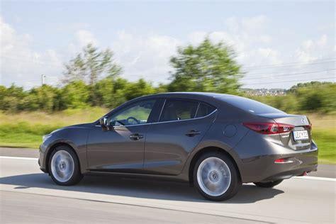 2014 mazda mazda3 sedan aero efficient sedan revealed