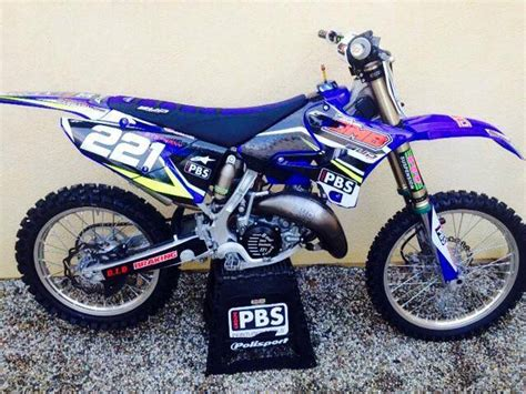 kit deco yamaha yz 125