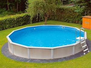 Stahlwandpool In Erde Einlassen : pool kaufen was sie beachten sollten lagerhaus ~ Markanthonyermac.com Haus und Dekorationen