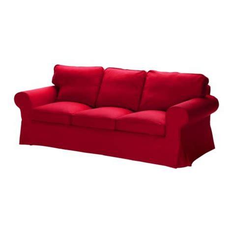 ikea ektorp 3 seat sofa slipcover cover idemo