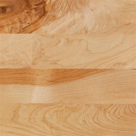 tungston hardwood unfinished maple unfinished