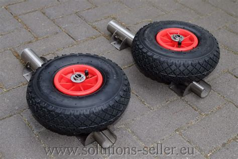 Inflatable Boat Launching Wheels by Launching Wheels For Inflatable Boats