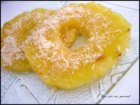 recette dessert avec ananas frais 28 images tiramisu melon ananas et sp 233 culoos po 233