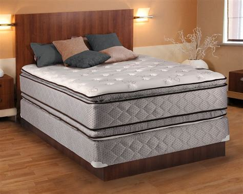 Hollywood Plush Queen Size Pillowtop Mattress And Box Room Divider Tv Dining Buffet With Hutch Living Games Pop Design For Roof Of Meet Me Vintage Tables Control Studio Kids