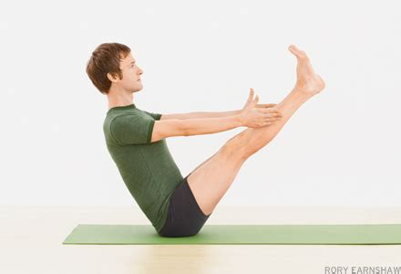Boat Pose Full by Get Strong To Your Core With Paripurna Navasana Full Boat