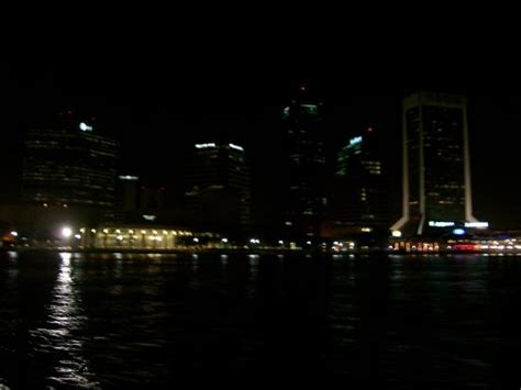 Ferry Boat Jacksonville by The City From The Ferry At Night Picture Of Jacksonville