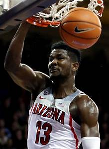 As expected, dominant Arizona Wildcats big man Deandre ...