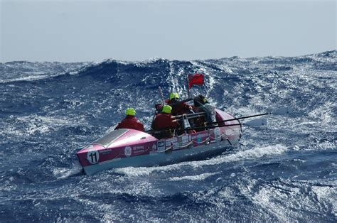 Ocean Sculling Boat by Previous Projects Oceanus Rowing Ocean Rowing Atlantic Row
