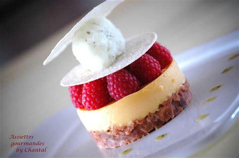 des recettes de desserts originaux desserts quot passionata quot pour no 235 l