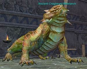Ancient Cragbeast Matriarch :: Bestiary :: EverQuest :: ZAM