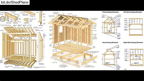 shed plans free 12x16 shed plans