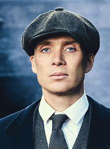 Cillian Murphy's Tommy Shelby portrait used on the cover ...