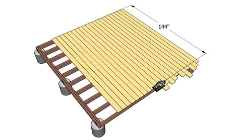 ground level deck plans free outdoor plans diy shed