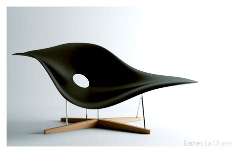 eames la chaise by apixx on deviantart